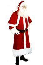 Déguisement Père Noël US super luxe