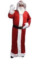 Déguisement Père Noël - Manteau