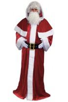Déguisement Père Noël - Manteau luxe