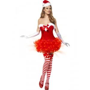 Déguisement Miss Père Noël sexy