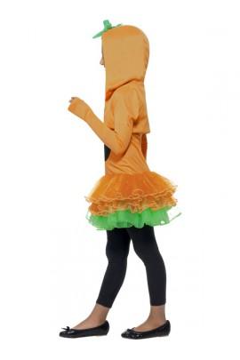 Deguisement de robe tutu citrouille