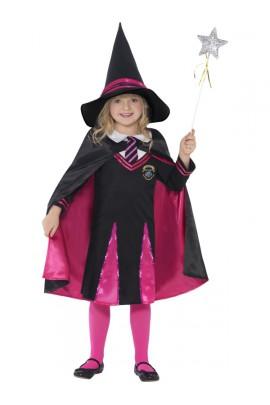 Déguisement sorcière écolière