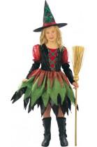 Déguisement sorcière féerique