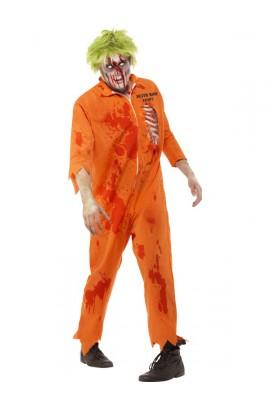 Déguisement détenu zombie couloir de la mort
