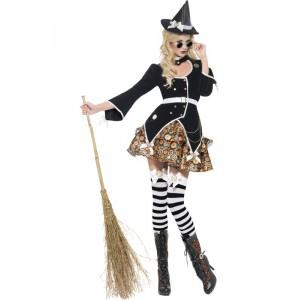 Costume sorcière steam punk