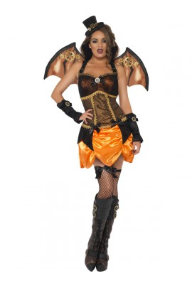 Costume batwoman steam punk