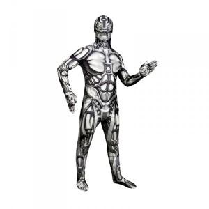 Seconde peau enfant androïde