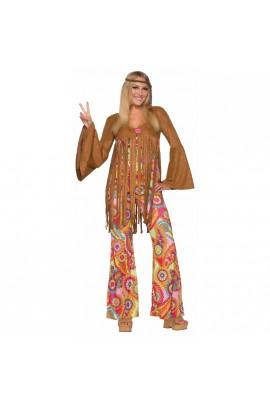 Déguisement hippie groovy