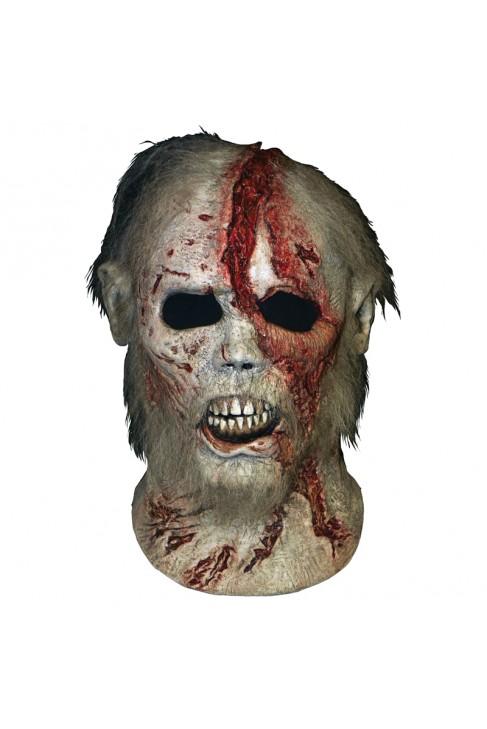 Masque bearded walker the walking dead