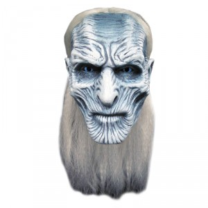 Masque White walker Games of Thrones