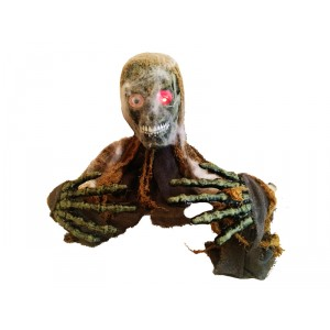 Décoration zombie à poser