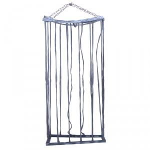Cage réaliste - Décoration Halloween
