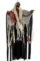 Squelette habillé- Déco Halloween