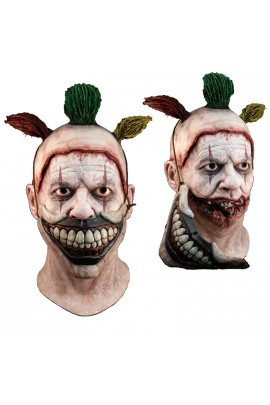 "Masque complet ""Twisty le clown"""