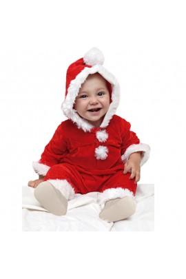 Costume bébé Père Noël