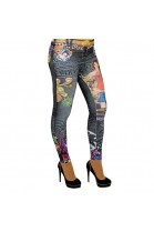 Jeggings Lady