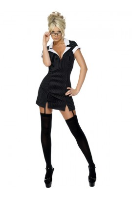 Costume Sexy Secrétaire