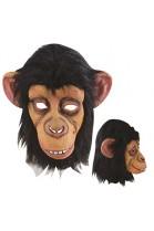 Masque tête de chimpanzé