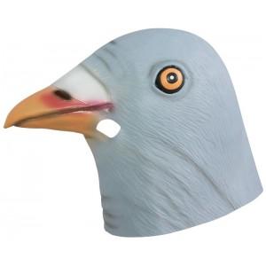 Masque tête de pigeon