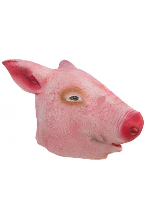 Masque tête de cochon