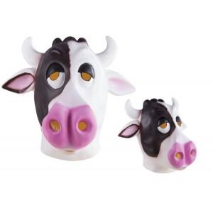Masque tête de vache