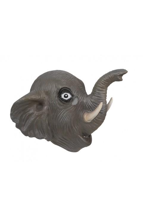 Masque tête d'éléphant