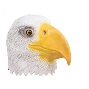 Masque tête d'aigle