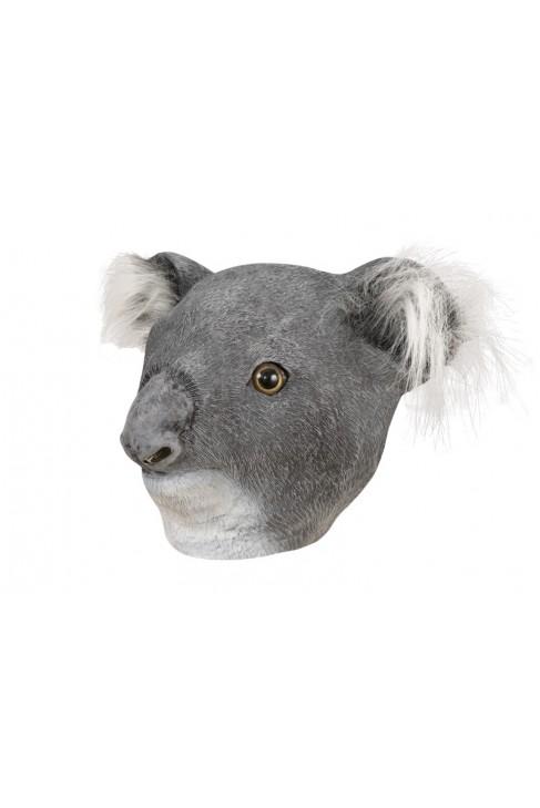 Masque tête de koala