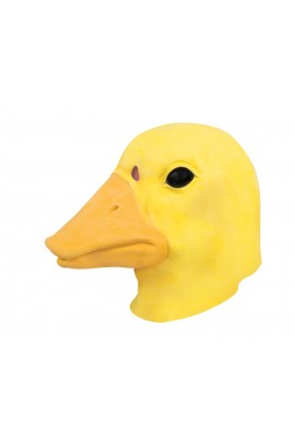 Masque tête de canard