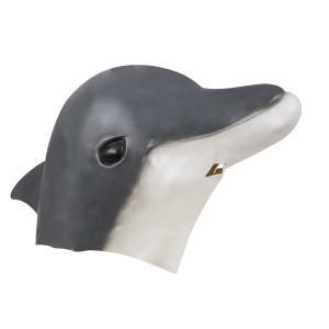 Masque tête de dauphin