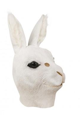 Masque tête de lapin