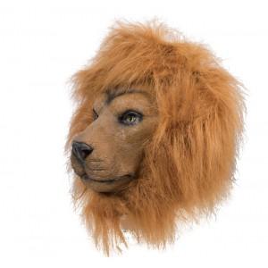 Masque tête de lion