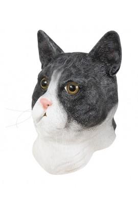 Masque tête de chat
