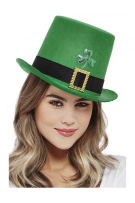 Chapeau haut de forme St Patrick's Day