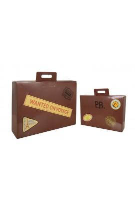 Valise en carton Paddington
