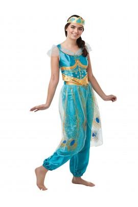 Déguisement classique princesse Jasmine Live action