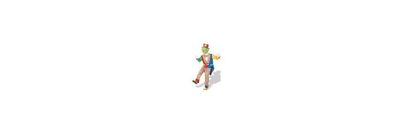Clowns - Bouffons - Cirque
