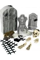 Décoration Cimetière - Halloween