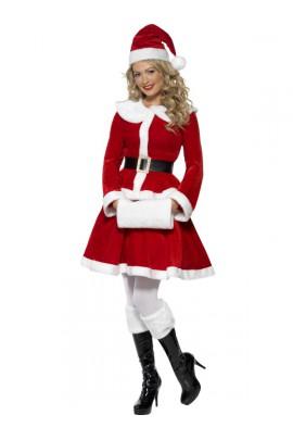 Déguisement Femme Père Noël