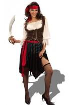 Déguisement Femme Pirate des Caraïbes